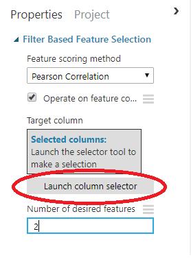 09 launch column